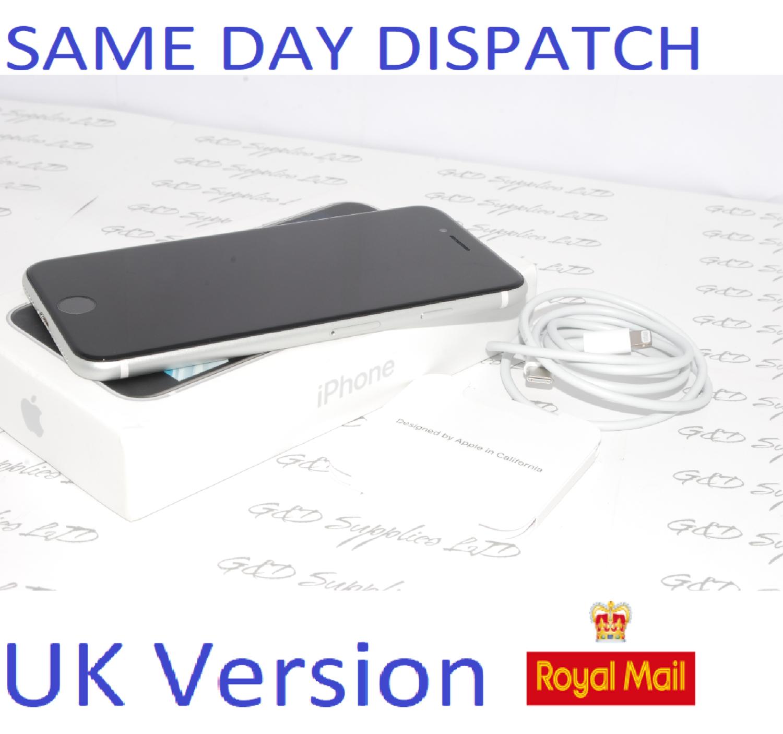 iPhone SE 2nd Gen (2020) unlocked MHGQ3B/A 64GB WHITE UK Version NEW Condition #