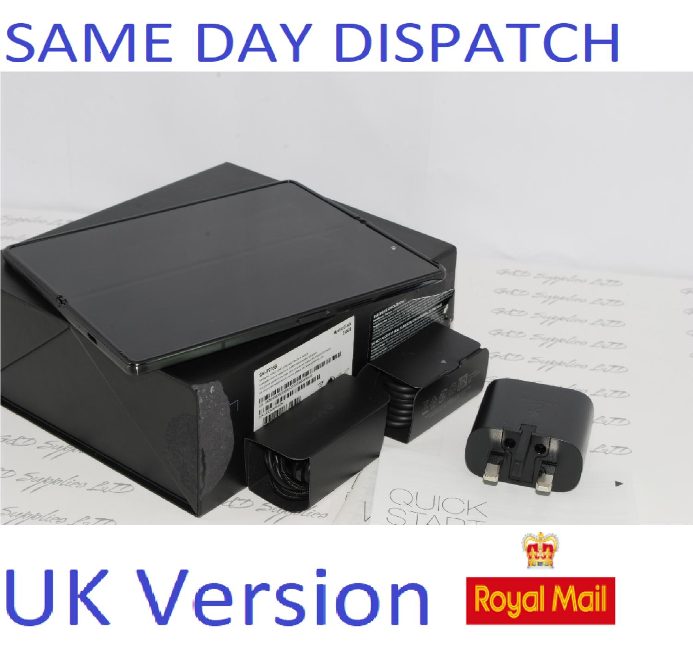 Samsung Galaxy Z Fold2 (5G) 256GB SM-F916B Mystic Black Unlocked UK Version #