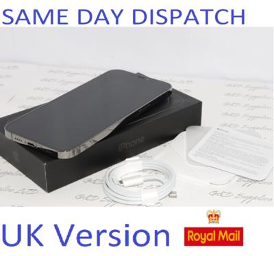NEW Condition Apple iPhone 12 Pro MAX MGD73B/A 128GB Graphite Unlocked Sim-free 12MP UK Version  #