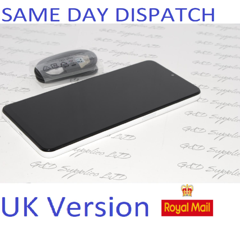 Samsung Galaxy A12  Unlocked 64GB Dual SIM NFC Smartphone White UK Version NO BOX