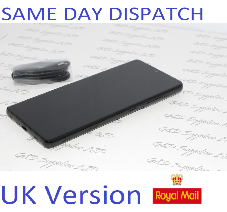 "SAMSUNG S21 Ultra 256GB 6.8"" SIM-free unlocked Dual Sim Black UK Version NO BOX"