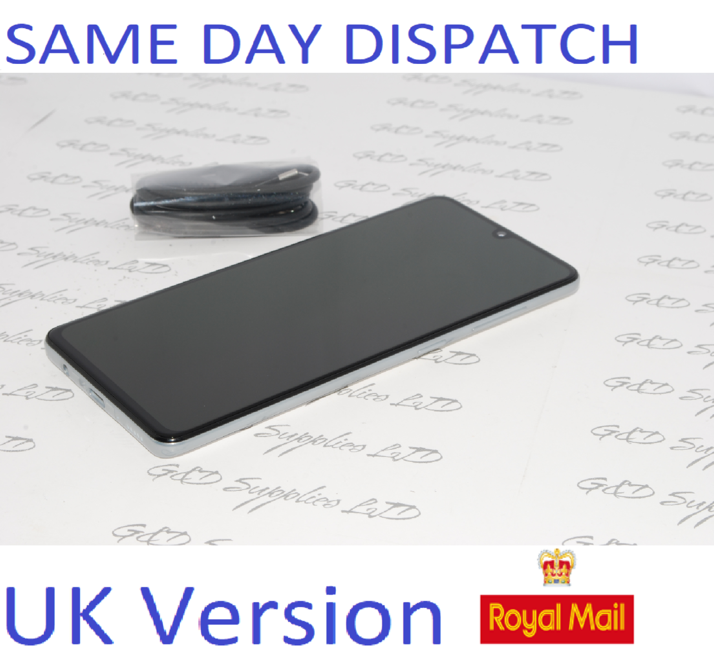 Samsung Galaxy A41 SM-A415F/DS - 64GB Prism Crush White Unlocked Dual SIM UK Version NO BOX