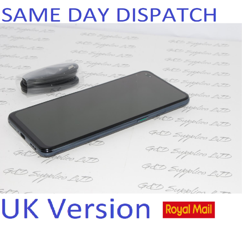 """Oppo Reno 4  Black 6.4"""" 128GB Dual SIM 5G Android 8GB RAM Sim Free Unlocked UK version NO BOX"""