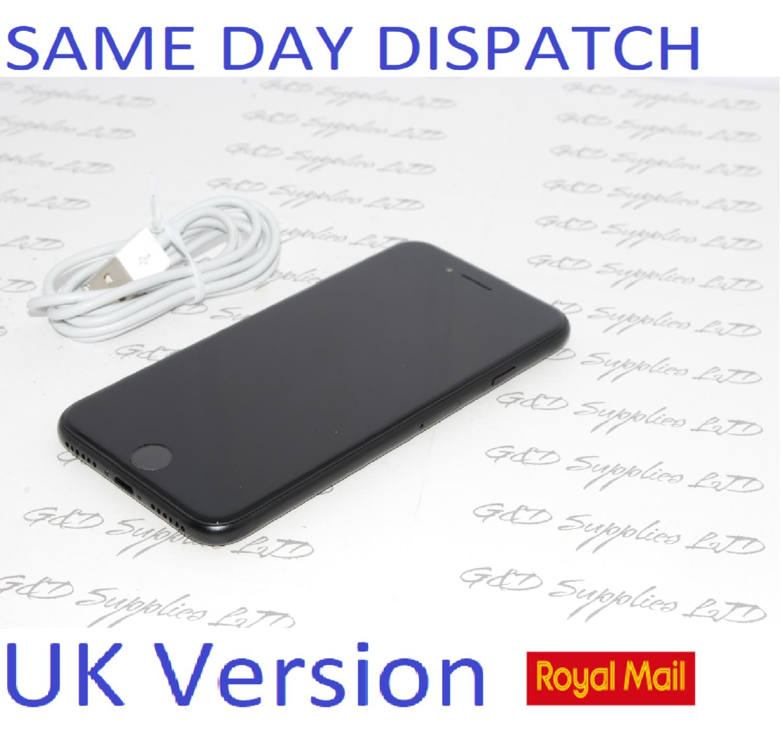 iPhone SE 2nd Gen (2020) unlocked MHGP3B/A 64GB Black UK Version NEW Condition NO BOX