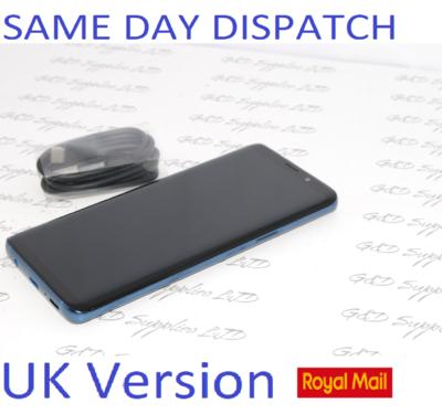 Samsung Galaxy S9 Blue SM-G960F LTE 64GB 4G Unlocked UK Single Sim NO BOX