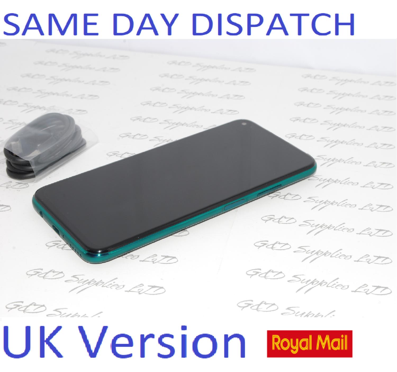 Huawei P40 Lite Sim Free 4G Android 128GB 6GB Green dual sim UNLOCKED UK Version NO BOX
