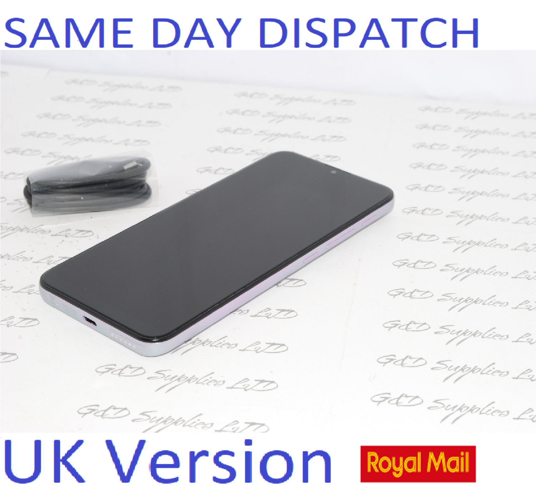 """MOTOROLA MOTO G10 XT2127-2 6.5"""" NFC Pearl  UNLOCKED 4GB RAM 64GB  UK version NO BOX"""