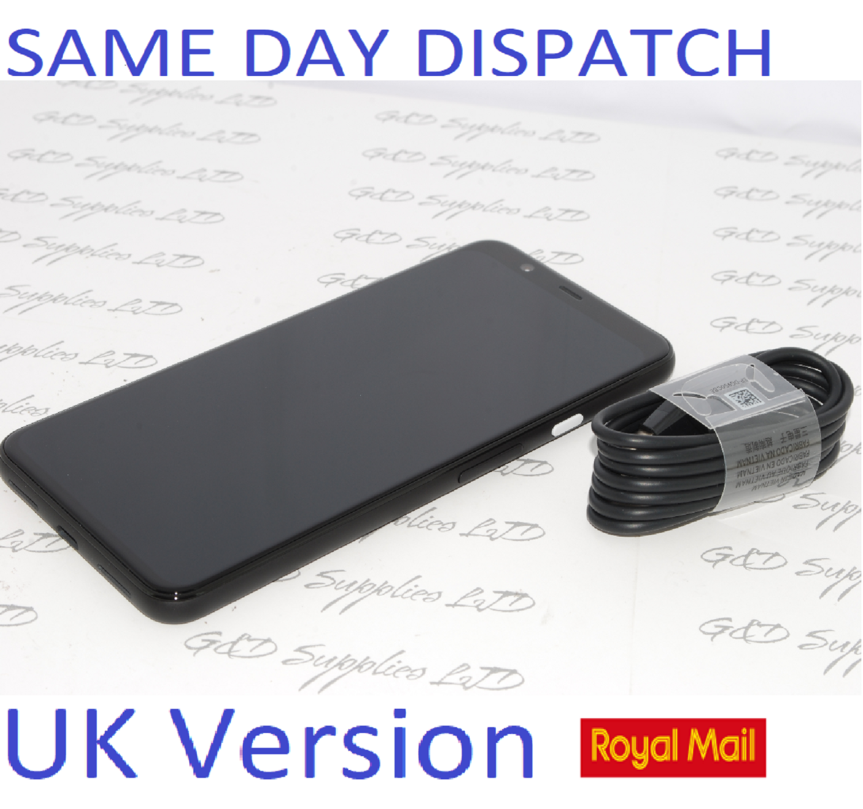 Google Pixel 4 XL - 64GB - Black Android Unlocked Phone UK version NO BOX