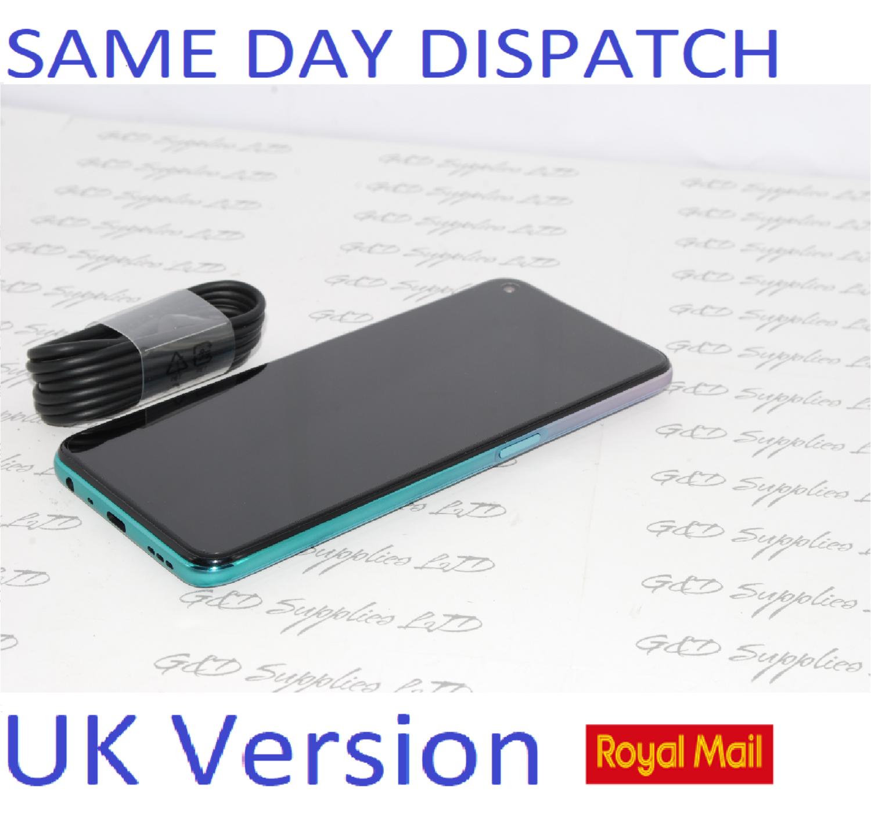 OPPO A54 5G Mobile Smart Phone 64GB NFC Fantastic Purple Dual Sim Unlocked UK version NO BOX