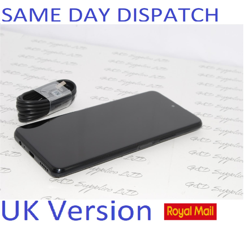 HUAWEI P Smart  128GB Black 2021 UNLOCKED PPA-LX2 UK Version NO BOX