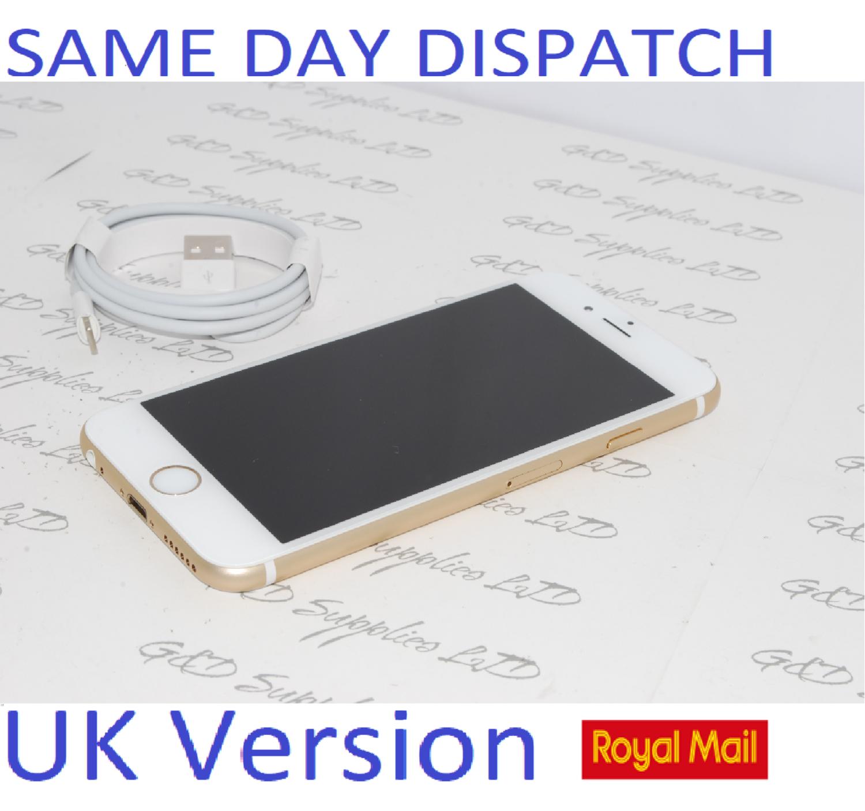Apple iPhone 6s 16GB Gold Unlocked SIM Free UK Version New condition  NO BOX