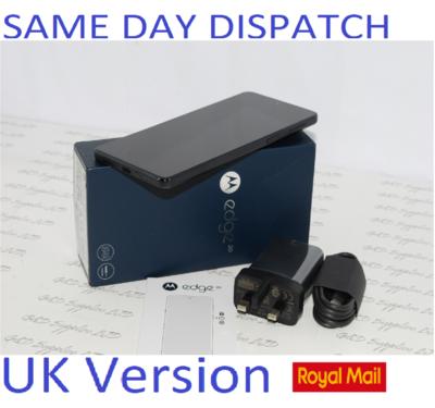 MOTOROLA EDGE 20 5G XT2143-1 8GB Ram Dual SIM Grey Sim Free NFC UK version #