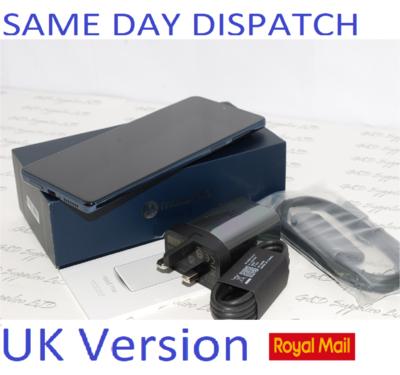 MOTOROLA EDGE 20 Pro XT2153-1 256GB 12Ram Dual SIM Blue Sim Free NFC UK version #
