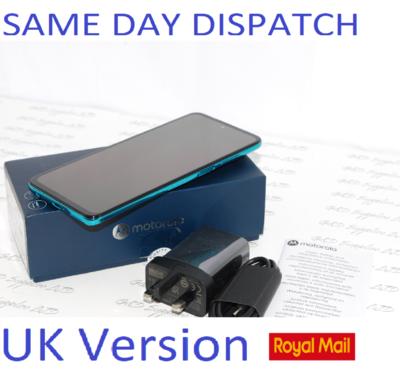 MOTOROLA EDGE 20 LITE 5G XT-2139-1 8GB Ram Dual SIM GREEN Sim Free NFC UK version #