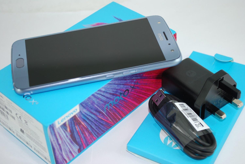 Motorola Moto X 4th Generation 32GB 4G blue (Unlocked) XT1900-5 UK STOCK