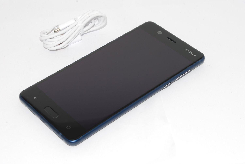 "Nokia 5 Smartphone 5.2"" 16GB 13MP Android 7.1 Blue Unlocked NO BOX #"