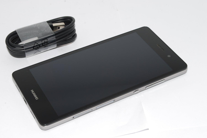 Huawei P9 lite 16GB Black 4G LTE Wifi 3GB Ram Unlocked Sim-Free NO BOX