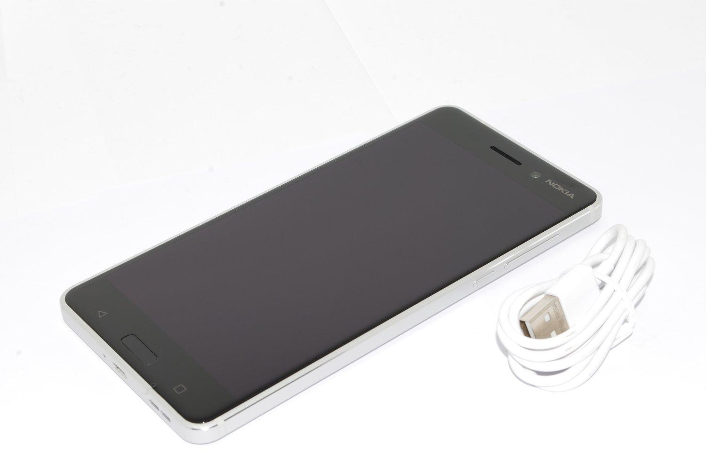 Nokia 6 LTE 4G 3GB RAM 32GB  Silver Unlocked Smartphone UK stock no box