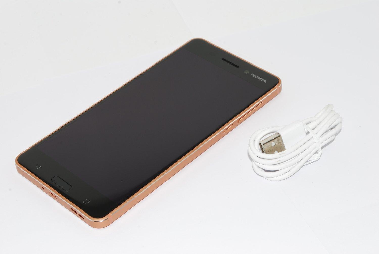 Nokia 6 LTE 4G 3GB RAM 32GB  Copper Unlocked Smartphone UK stock no box #