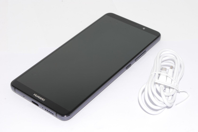 Huawei Mate 10 Pro (Single-SIM) 128GB BLA-L09 SIM-Free 4G Smartphone Titanium #
