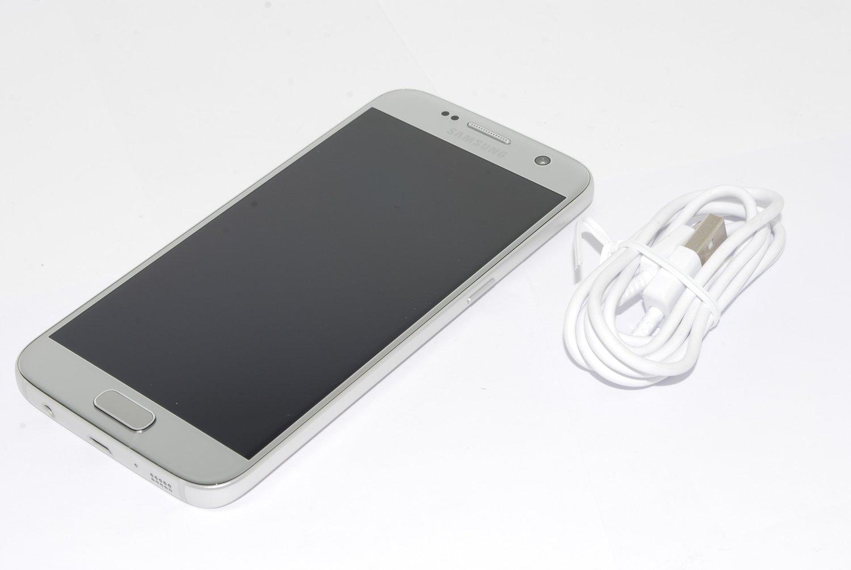 Samsung Galaxy S7 32GB  SM-G930F Unlocked SIM Free Smartphone Silver UK NO BOX