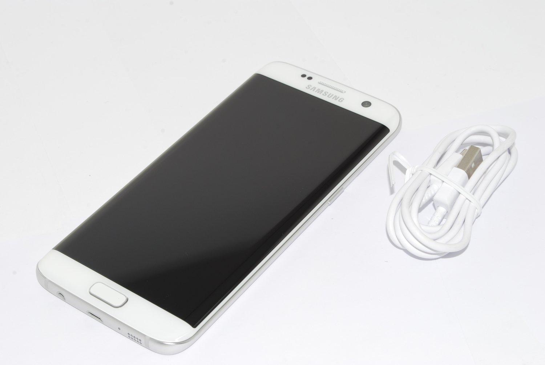 Samsung Galaxy S7 32GB  Edge G935F Unlocked SIM Free Smartphone White UK NO BOX