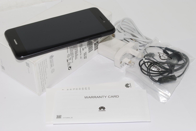 "Huawei P8 Lite 16GB Android 5.2""4G GPS WIFI Unlocked Smartphone Sim-Free Black #"