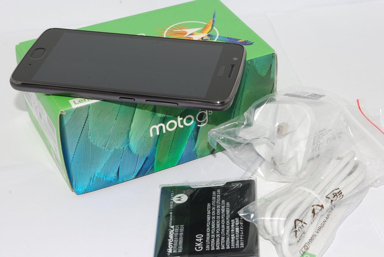 Motorola Moto G5 GRAY Xt1675 16GB 4G LTE WIFI NFC 13MP UK STOCK
