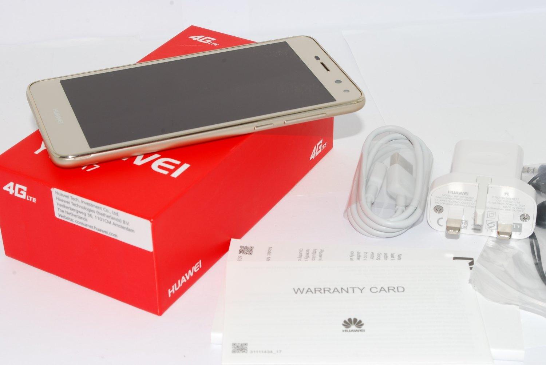 NEW HUAWEI Y6 2017 MYA-L11 GOLD FACTORY UNLOCKED 4G LTE UK STOCK
