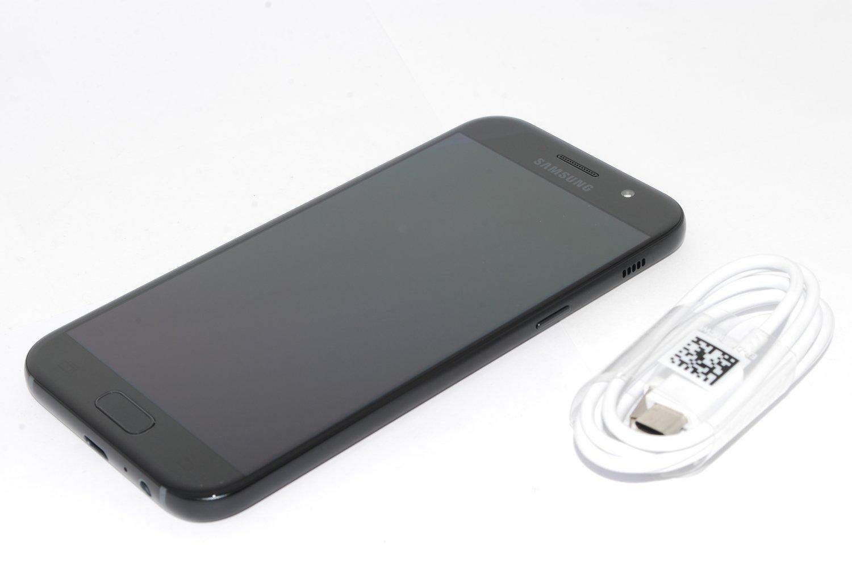 Samsung Galaxy A5 3GB 32GB 2017, Mobile Phone Black unlocked UK STOCK