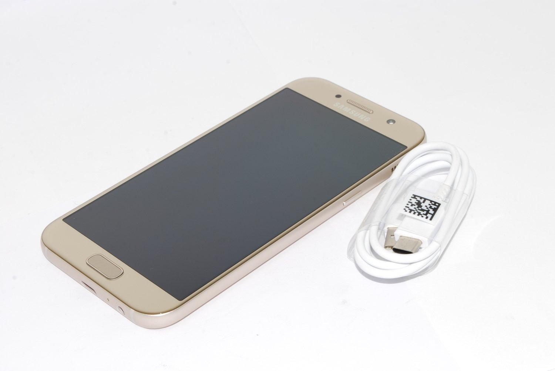 Samsung Galaxy A5 3GB 32GB 2017, Mobile Phone GOLD unlocked UK STOCK #
