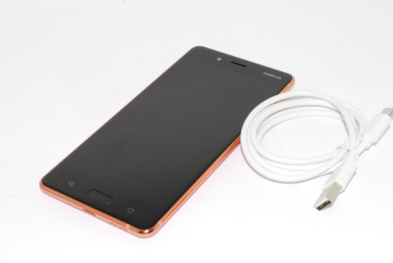 Nokia 8 SIM-Free Smartphone  copper  UNLOCKED ANDROID 7.1.1 UK STOCK NO BOX