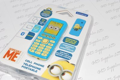 NEW MINIONS FM radio Dual Sim kids Mobile Phone unlocked UK seller