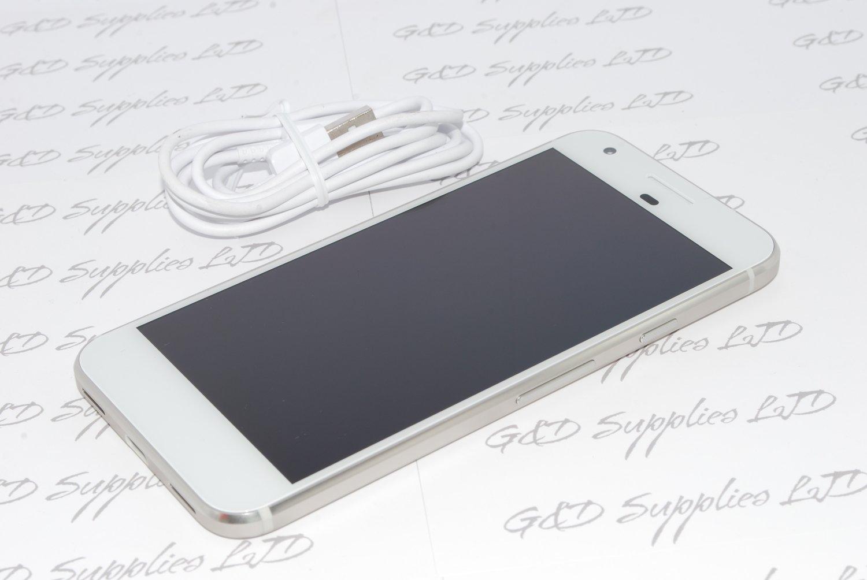 Google Pixel - 32GB - Very Silver (Unlocked) Smartphone UK STOCK NO BOX #