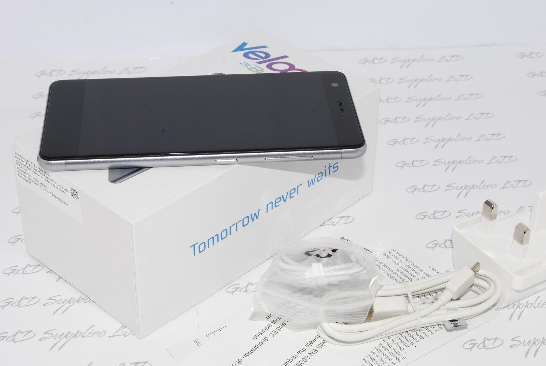 NEW ZTE VELOCITY BLADE V770 UNLOCKED MOBILE 16GB 2GB RAM 4G LTE ANDROID UK STOCK