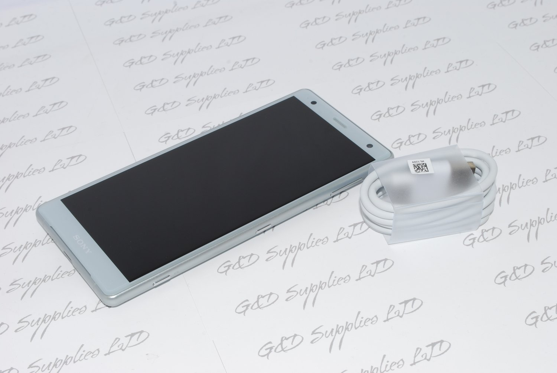 "Sony Xperia XZ2 Silver 64GB 5.7"" H8216 LTE Android 8.0 Sim Free Unlocked NO BOX #"