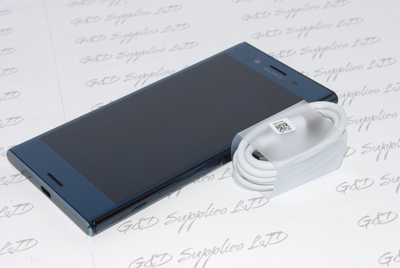 Sony Xperia XZ Premium 64GB 5.5-Inch UK SIM-Free Smartphone BLACK UK STOCK #