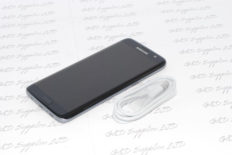 Samsung Galaxy S7 32GB  Edge G935F Unlocked SIM Free Smartphone BLACK  UK NO BOX #