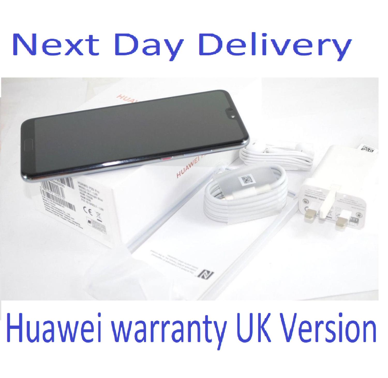 NEW Huawei P20 Pro (CLT-L09)  Blue  128GB - 6GB RAM - Single Sim UK Version UNLOCKED