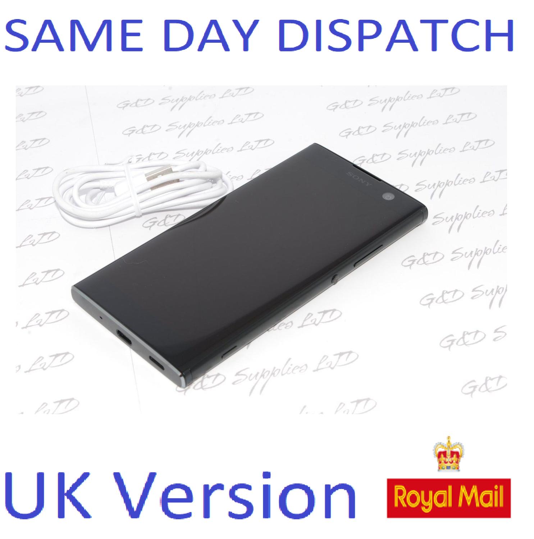 Sony Xperia XA2 UK SIM Free Smartphone Black Google Android  UK STOCK NO BOX #