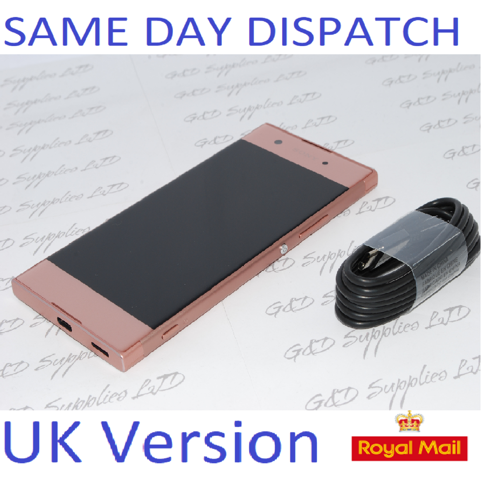 Sony Xperia XA2 UK SIM Free Smartphone Pink Google Android  UK STOCK NO BOX #