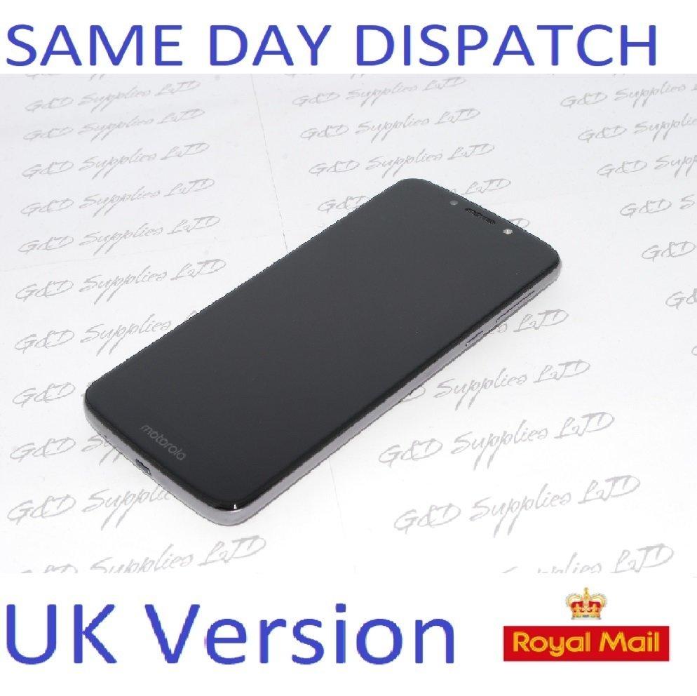 """Motorola Moto E5 Flash Grey 5.7"""" 16GB 4G Unlocked & SIM Free  UK stock NO BOX"""