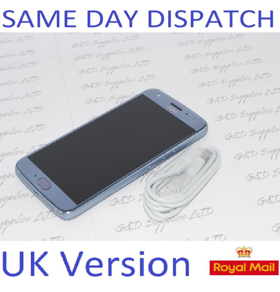 Motorola Moto X 4th Generation 32GB 4G Blue (Unlocked) XT1900-5 NO BOX
