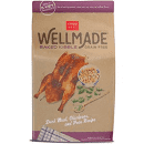 Cloud Star WellMade Baked Duck Meal, Chickpeas & Peas Recipe Grain Free for Dogs 9 lbs (3/19) (A.N8)