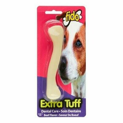 Fido Extra Tuff Beef Flavor Bone, Medium