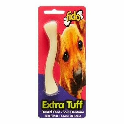 Fido Extra Tuff Beef Flavor Bone, Small