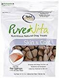 **BOGO** PureVita nutritious dog treats skin and coat made with real salmon 6 ounces (12/19)