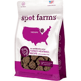 Spot Farms Turkey Meatball Recipe with Cranberries Dog Treats (2/20)