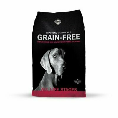 Diamond Pet Foods Naturals Grain-Free Beef & Potato - 5 lbs (10/20)