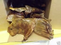 SCOTT NATURAL PIG EARS 100 COUNT